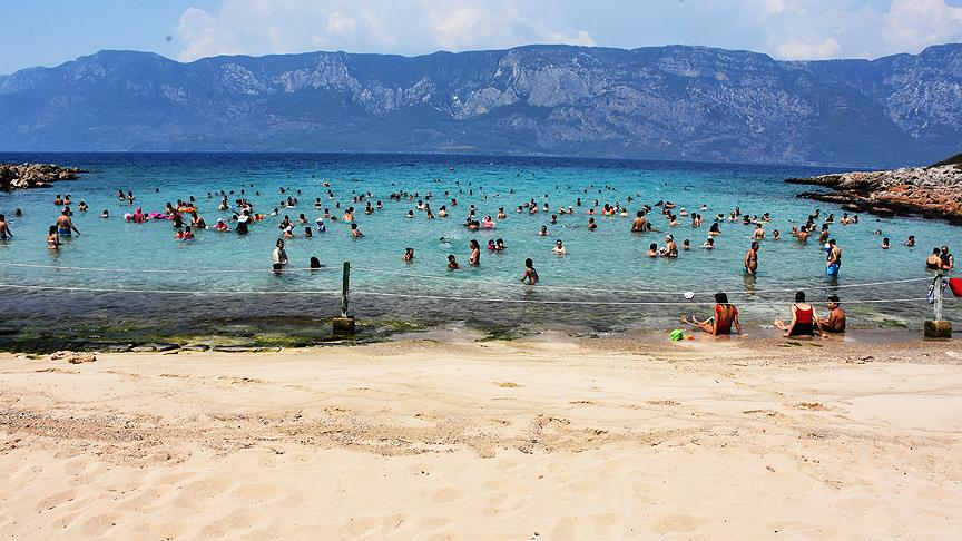 Sedir Island-Cleopatra Bay