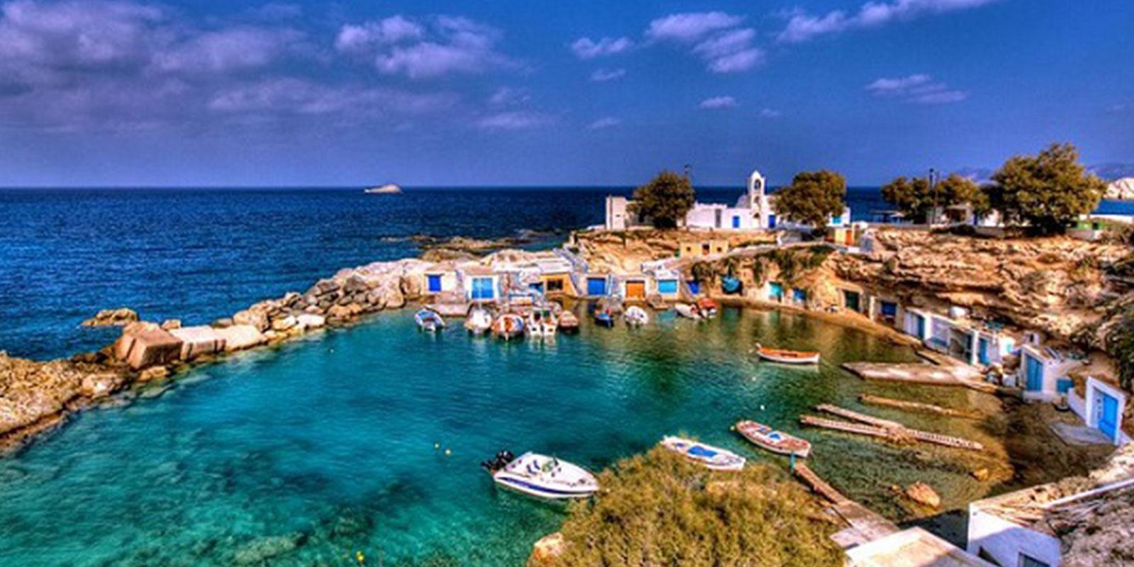 Milos-yunan adaları