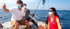 isolated yacht holidays
