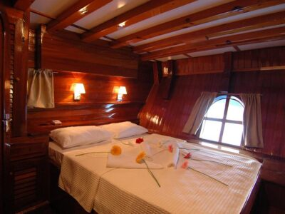 Aft Double Bed Cabin