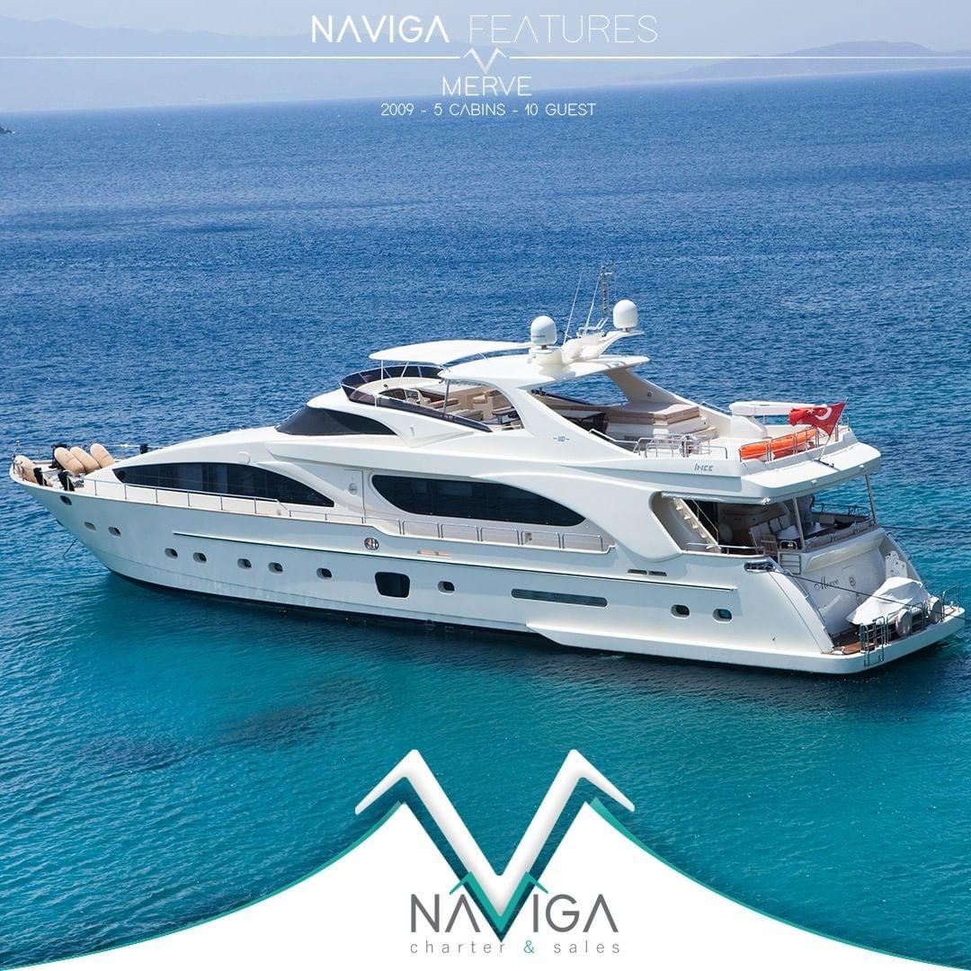 Motoryacht Charter Marmaris