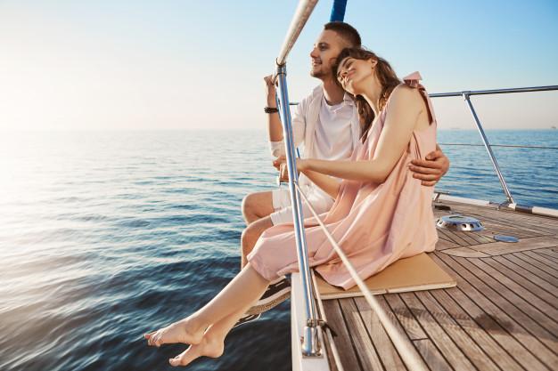naviga yachting balayı için mavi tur