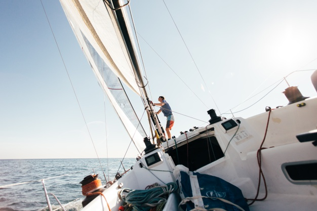Blue Cruise by Chartering a Sailboat