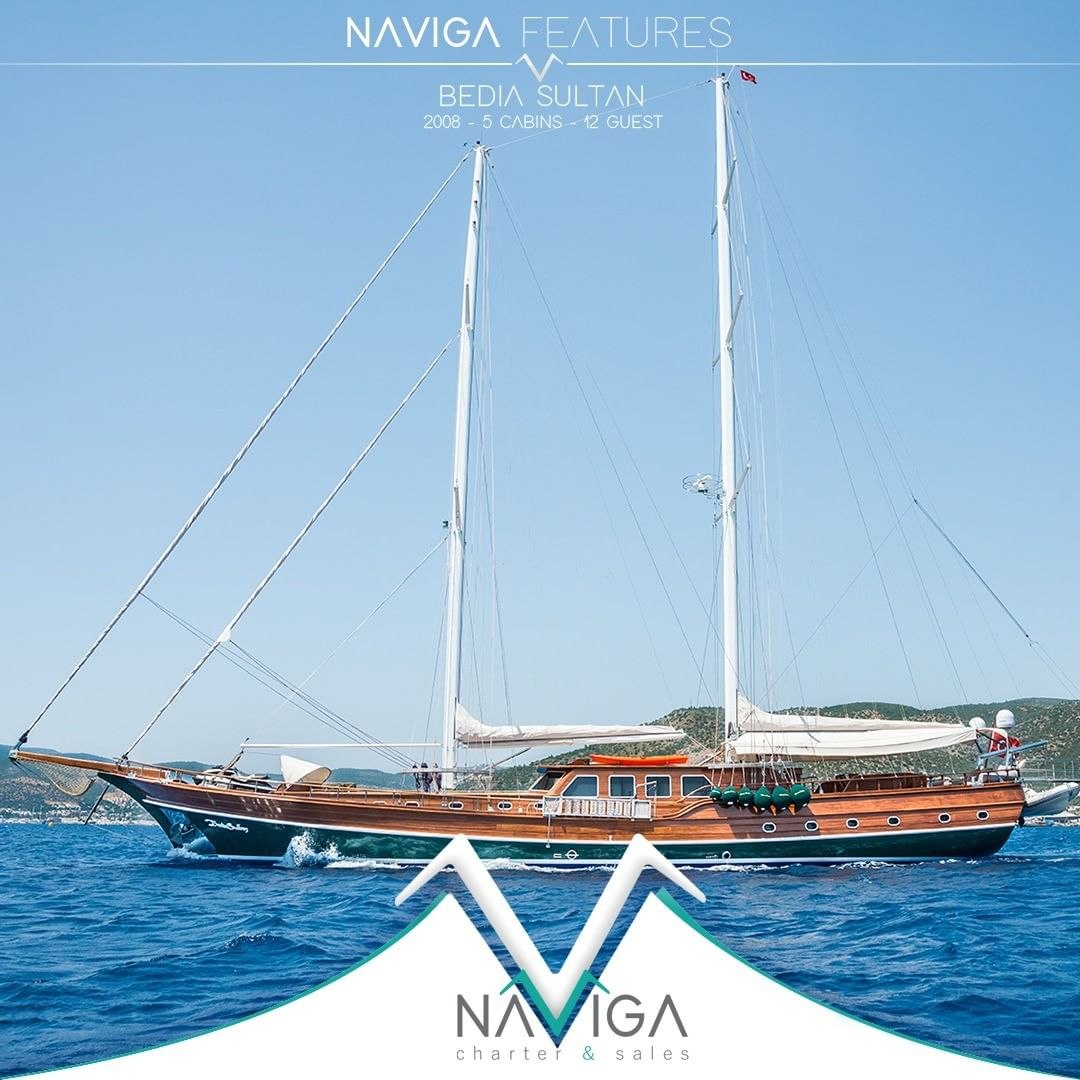 naviga yachting antalya gulet rental