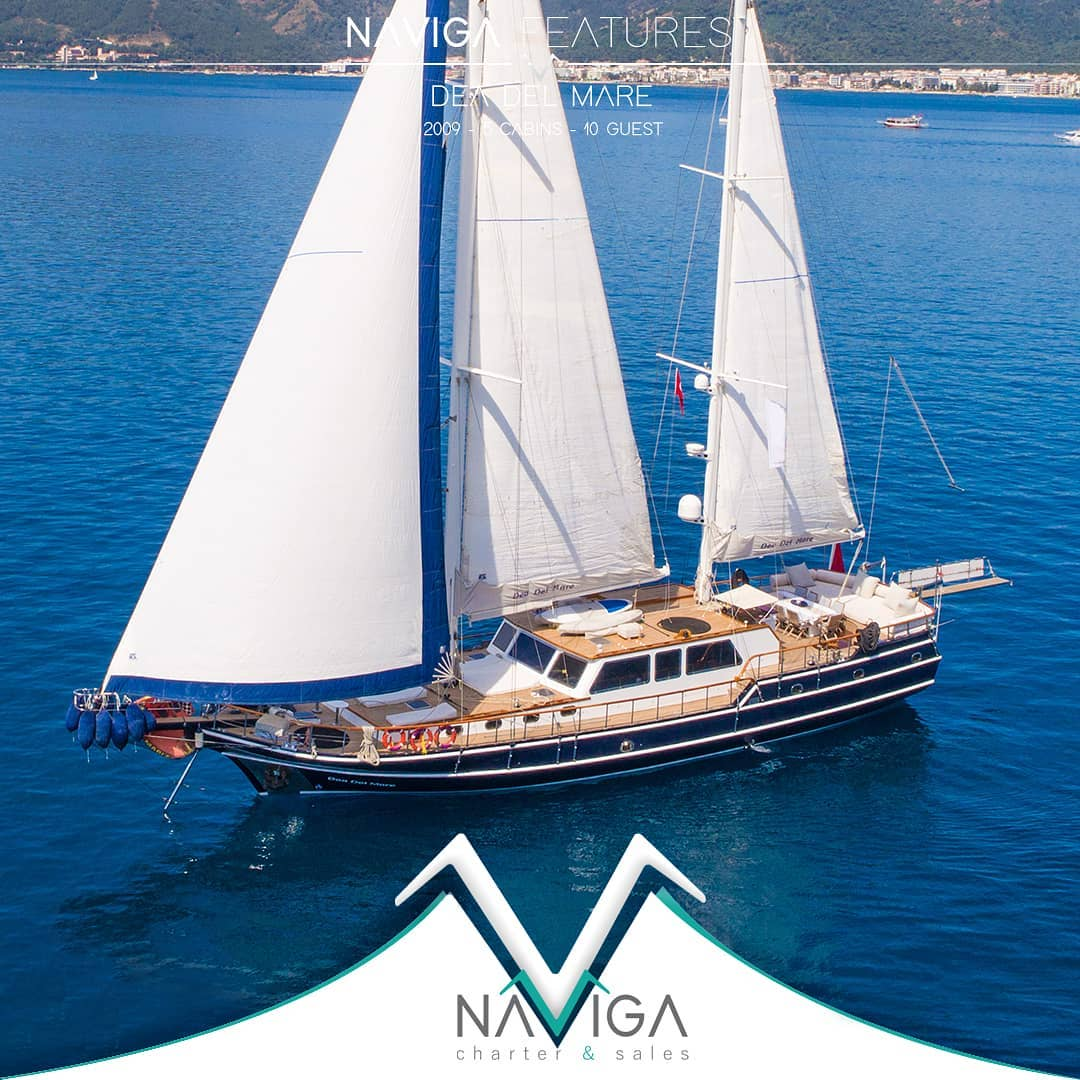 Blue Cruise By Chartering A Yacht