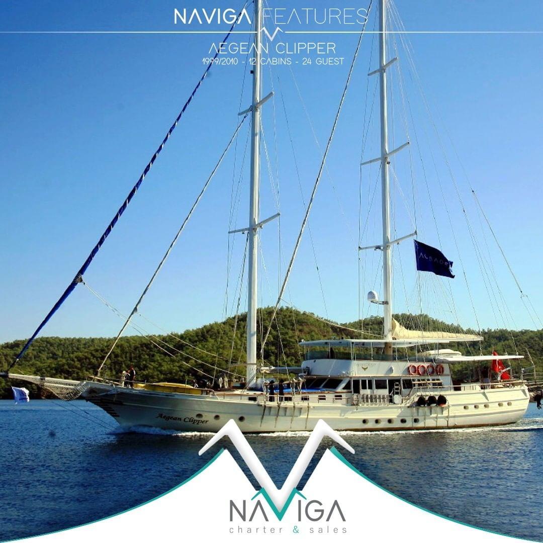 naviga yachting göcek gulet charter