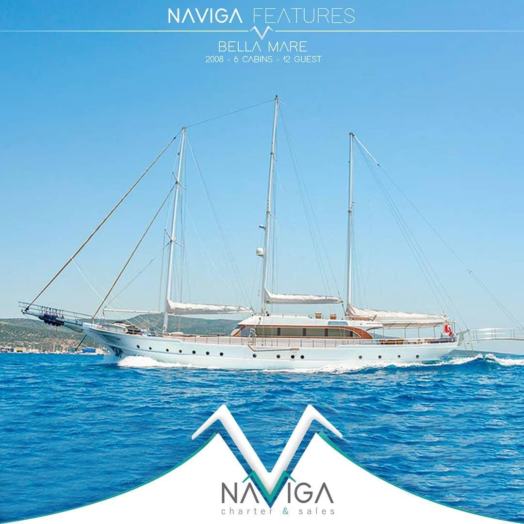 naviga yachting marmaris gulet charter
