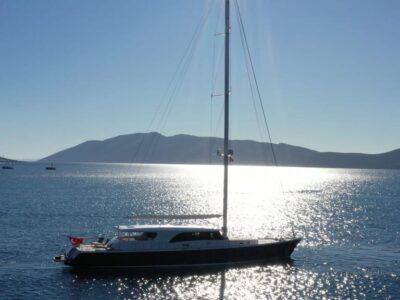 sailing yacht Viaggio-2